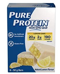 protein bar canada