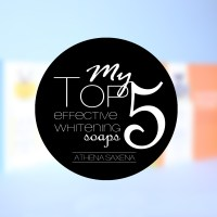 My Top 5 Effective Whitening Soaps