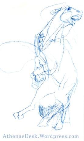 Left Hand Horse