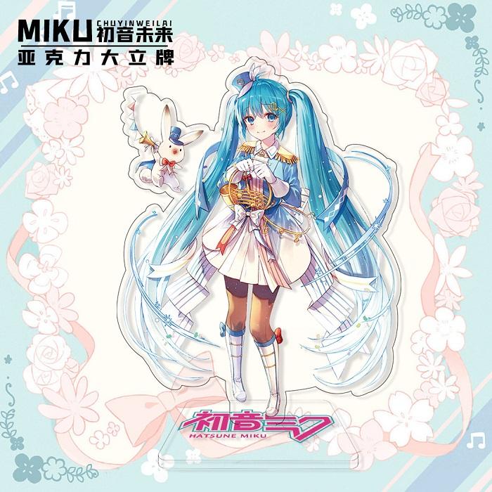Standee Hatsune Miku (mẫu 1)