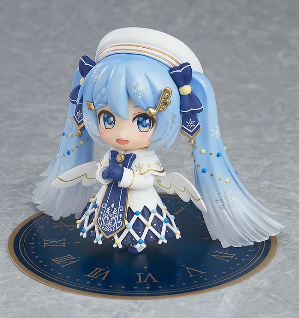 Nendoroid Snow Miku 2021 Glowing Snow Ver GSC
