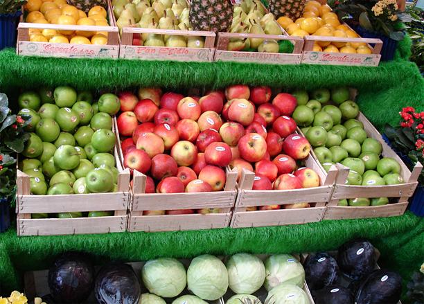 Η εποχικότητα φρούτων και λαχανικών