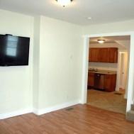 "Living room - includes 55"" Internet TV"