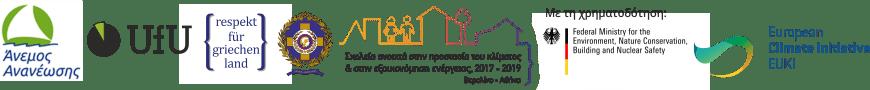 Athens Eco Schools Logo