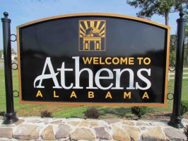 Welcome to Athens Alabama
