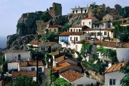 Chora_Samothrace_island_Thrace_Greece