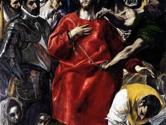 El Expolio del Greco Catedral de Toledo