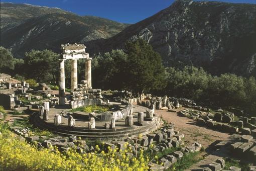 Naos Athinas Delfi