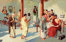 Education in ancient Greece 1