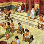 Εκπαίδευση στην αρχαία Ελλάδα