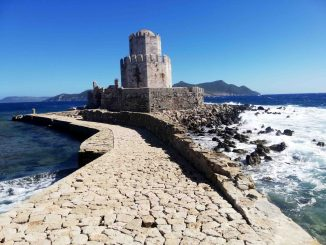 Methoni Castle Greece - Slideshow
