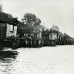 This was Burnaby's first waterfront communtity known as Crabtown in  British Columbia