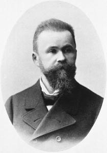 Carl Wernicke. Photo via Wikimedia.