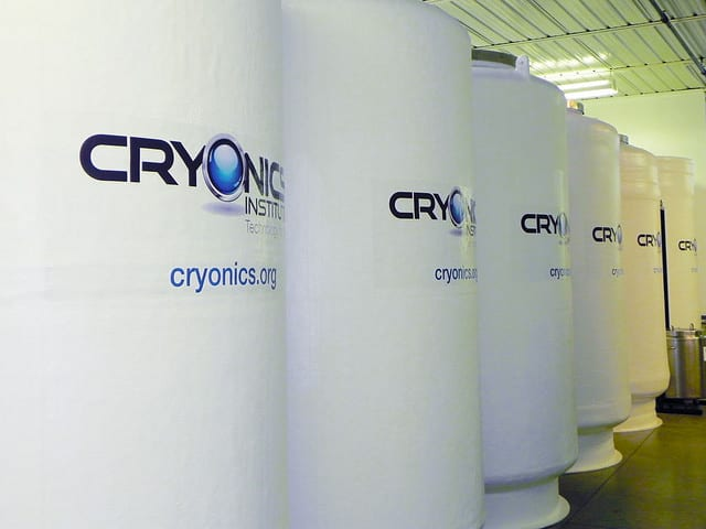 The Cold Truth About Cryopreservation