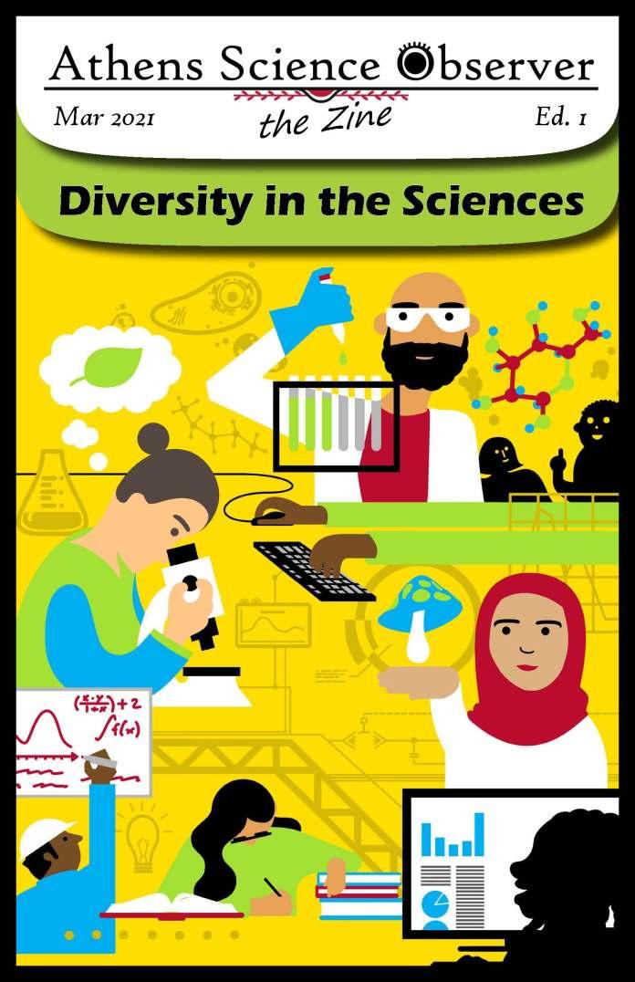 Zine #1: Diversity in the Sciences