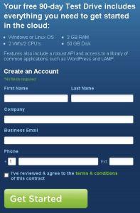 VMware Hybrid Cloud Eval Registration