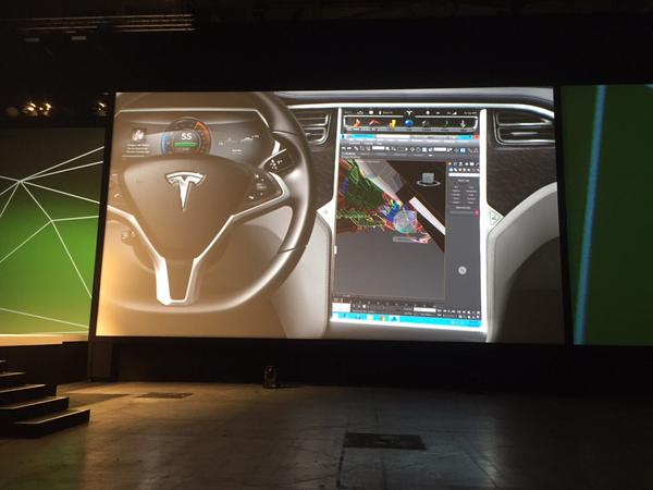 Airwatch on Tesla