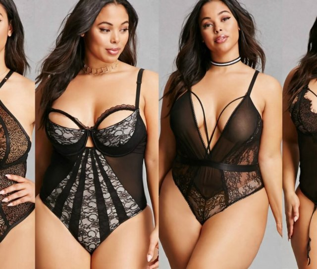 Forever 21 Offers Sexy Lingerie
