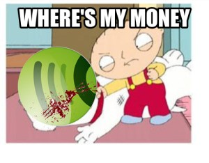 Spotify beatdown