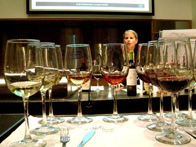 Wine Uncorked 071409