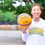 3×3プレーヤー 根岸 夢|「3×3」で次の五輪へ!大好きなバスケを通して誰もがスポーツを楽しめる環境を創りたい