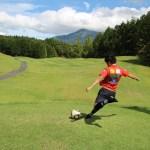 フットゴルフ日本代表最年少記録保持者!〜辻本さんに取材しました〜
