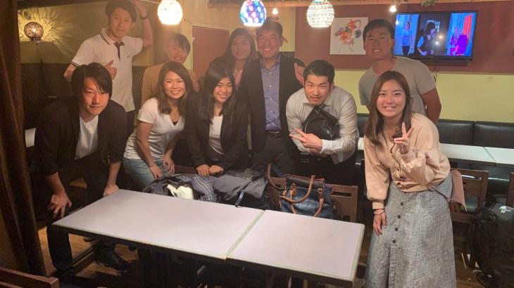 【開催レポート】東京でFind-FCアスリート&企業様で交流会を行いました!