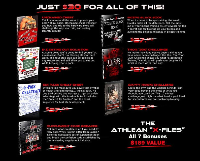athlean x torrent free download