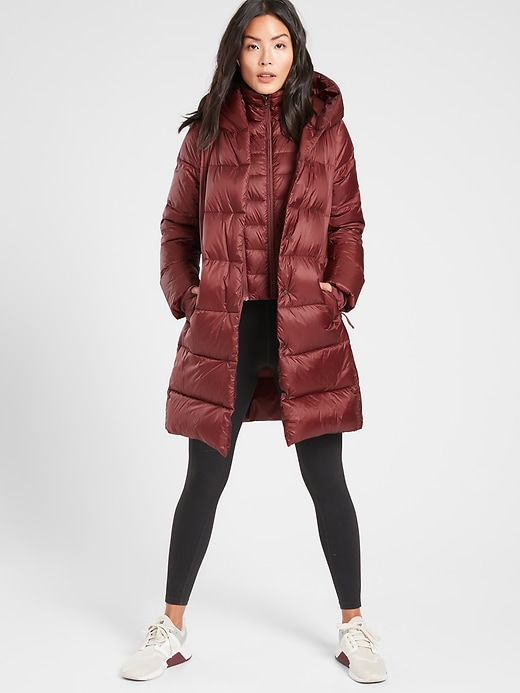 Lofty Down Coat