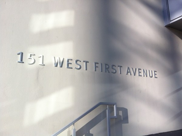151 West First Avenue