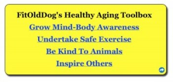FitOldDog's anti-aging toolbox