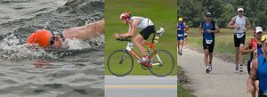 For healthy aging recovery, consider triathlons at any age.