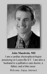 John Mandrola cardiologist and blogger