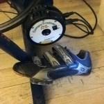 Bike Shoe Versus CompuTrainer For Spin Analysis