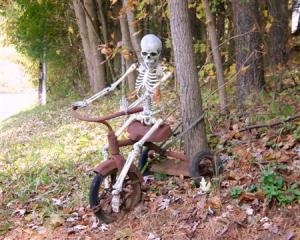 There are many ways to come to grief on the bike, some of which are called bonking. From the 'Tuned in to Cycling' blog.