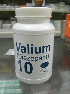 Valium saved FitOldDog from a severe case of dehydration-induced vertigo.