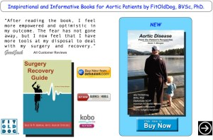 FitOldDog's Aortic Patient Website