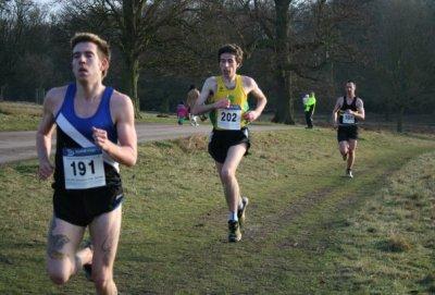 Matthew, running