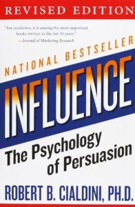Book Influence the psychology of persuasion