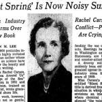 The Pen Is Mightier Than The Sword  - Rachel Carson, Animal Experimentation, And Conflict Resolution