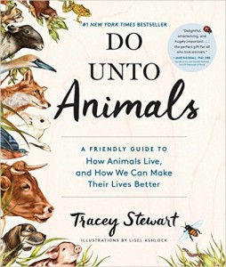 Books to save the animals. Do Unto Animals book cover.