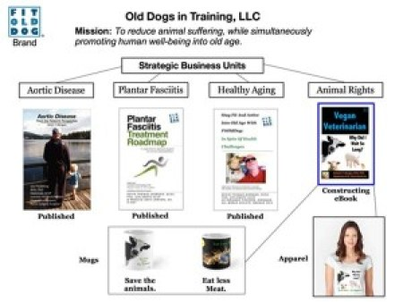 FitOldDog's business structure