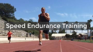 speed endurance training how to run faster and longer without getting tired