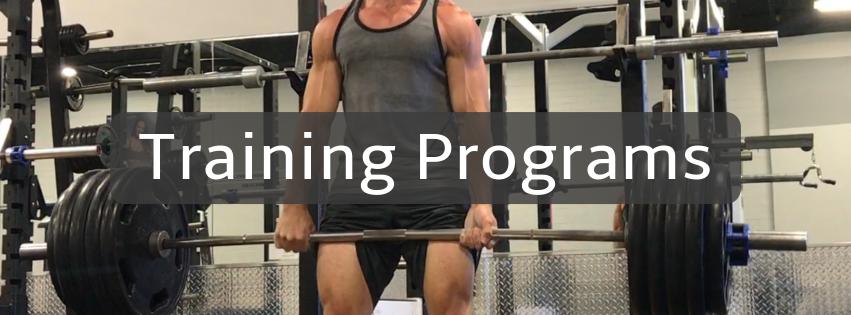 training programs image