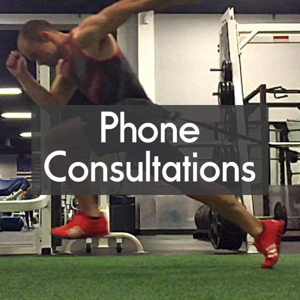 coaching consultations phone