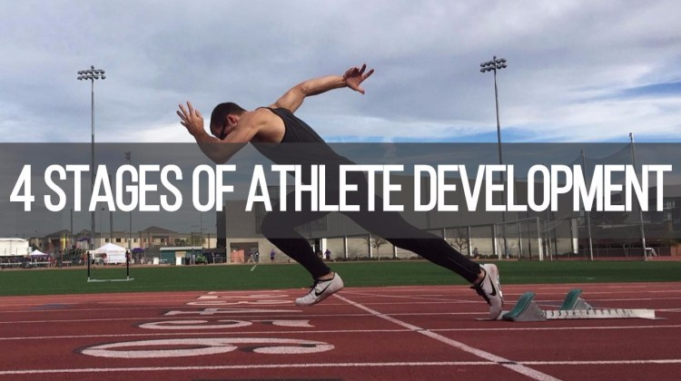 4 Stages of Athlete Development