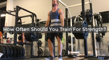 how often strength training