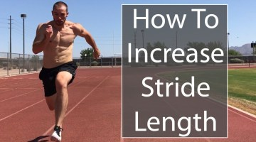 How To Increase Stride Length | Training For Sprinters