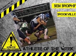 Ben Brophy, Brookville