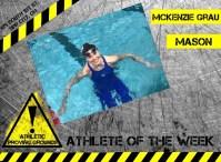 McKenzie Grau, Mason High School